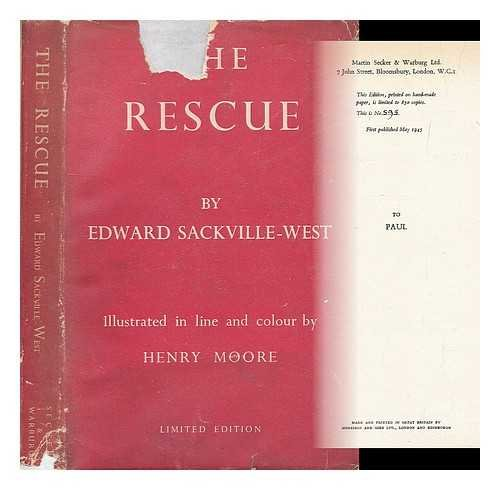 the-rescue-a-melodrama-for-broadcasting-based-on-homers-odyssey-orchestral-score-by-benjamin-britten