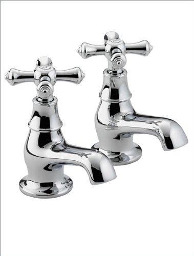 BRISTAN K 3/4 C - CROMO PLATEADO COLONIALES BATH TAPS