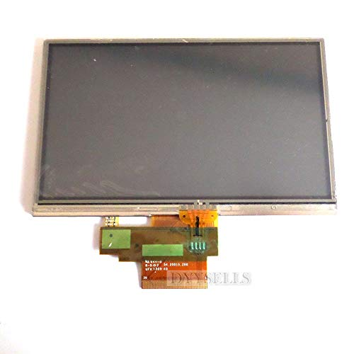 DYYSELLS # 5 5.0 Chu + xian-12 Marke Neue Tomtom Via 4EN52 z1230 Life LCD Display + Touch Screen Digitizer Glas