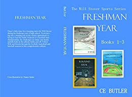 Freshman Year (English Edition) de [Butler, CE]