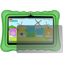 dipos I Protezione Vista Compatibile con Yuntab Q88 Kids Tablet Pellicola Prottetiva Privacy 4 Modi