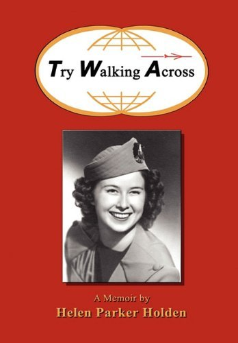 Try Walking Across by Donna Holden (2010-12-15)
