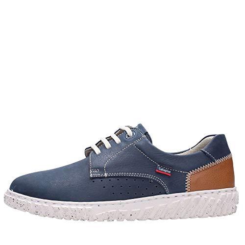 8e264778 Callaghan Mope, Zapatos de Cordones Derby para Hombre, (Azul 2), 42
