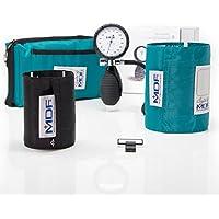 MDF® bravata Palm – Tensiómetro aneroide – Monitor de presión arterial Profesional con puño de tamaño adulto incluido.