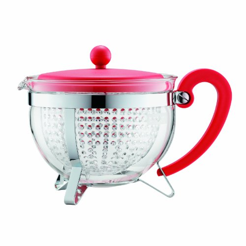 bodum-chambord-tetera-13-l-filtro-transparente-tapa-de-color-rojo