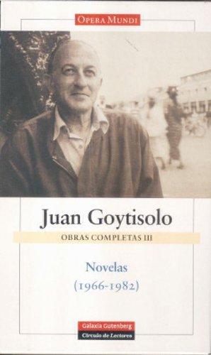 Novelas (1966-1982): Obras completas. Vol.III: 3