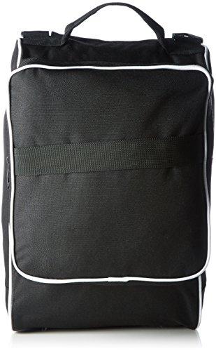 Black Crevice Skischuhtasche, schwarz, 20 x 27 x 42 cm
