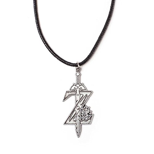 Legend Of Zelda Necklace Breath Of The Wild Nue cord offiziell Nintendo (Legend Of Zelda Hat)