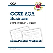 New GCSE Business AQA Exam Practice Workbook - For the Grade