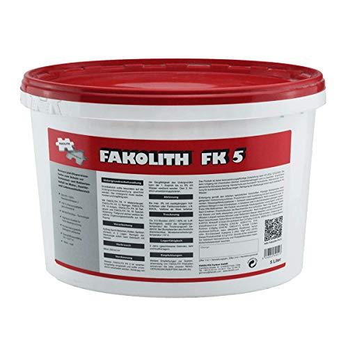 Fakolith FK5 Antischimmel-Farbe 5l