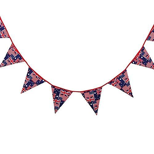Bandiera usa stelle banner bandiere decorazione bandiera americana grande festival decorazione blu navy