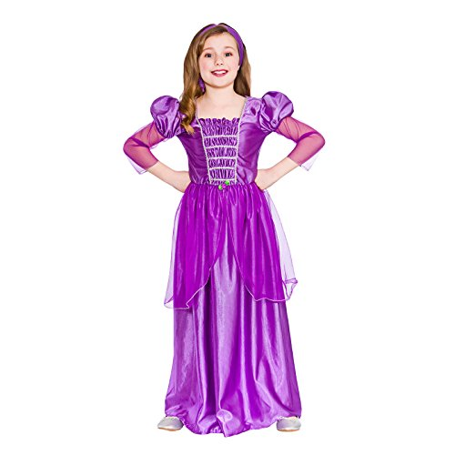 Girls Sweet Princess Fancy Dress Up Party Costume -