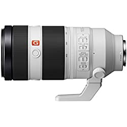 Sony Objectif SEL-100400 G Master 100-400 mm F4.5-5.6 monture E
