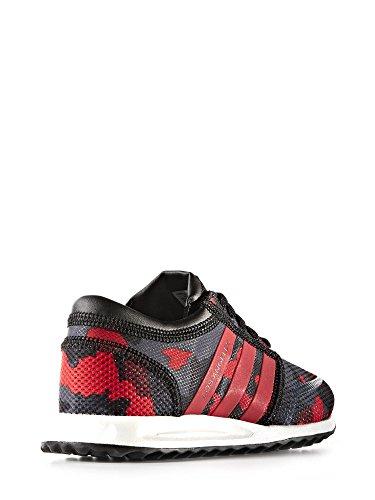 adidas , Chaussures de Gymnastique garçon Rouge