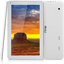 iRULU Expro 1Plus 10.1 pulgadas octa-core Tablet PC, Google Android 5.1 Lollipop 1,3 GHz 1 GB de RAM, 8 GB NAND Flash, 1024 * 600, Bluetooth 4.0 HDMI, doble cámara - Blanco