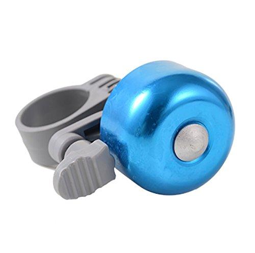 RUIX Fahrrad-Klingel Fahrradzubehör Reitausrüstung,Blue