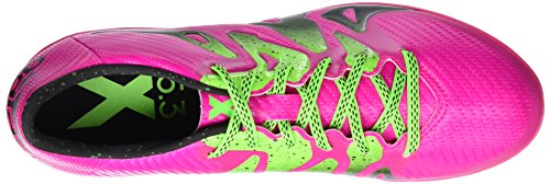 15 Herren X Black Core Solar Fußballschuhe 3 adidas in Green Pink Shock Pink dFESqdHW5x