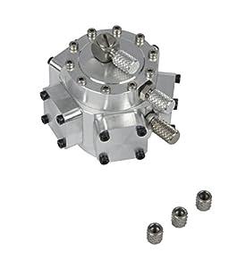 Carson 500907514-Motor Hidráulico pistón, 8mm