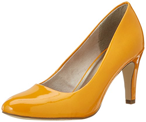 Tamaris Damen 22465 Pumps, Orange (Mango 637), 39 EU
