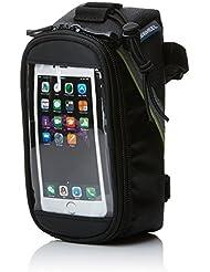 HooToo®ROSWHEEL Bolsa Frontal Bicicleta Con PVC Funda Protectora Transparente Hasta 4,8 Pulgadas Para Iphone HTC Samsung Nokia Xiaomi Y Teléfono Móvil Smartphone Verde