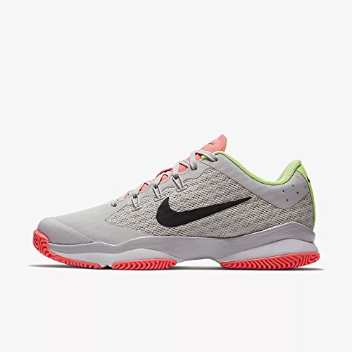 Nike Damen Tennisschuh Air Zoom Ultra Fitnessschuhe, Mehrfarbig (Vast Grey/Black-Whit 013), 39 EU