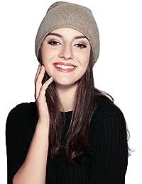 e2e79fa153 Amazon.it: Cuffie Di Lana - Donna: Abbigliamento