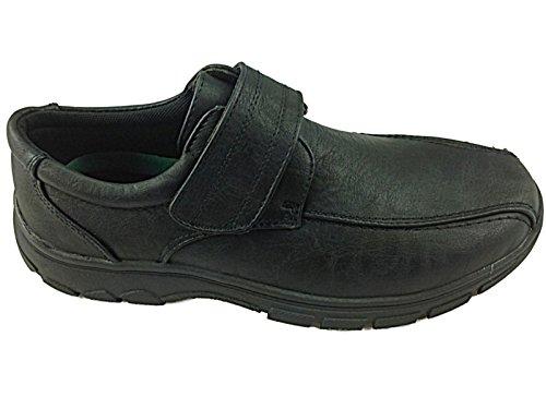 Foster Footwear , Richelieu garçon mixte adulte fille homme femme LS06: Black