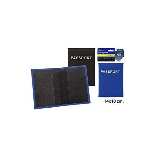 Wat - Funda para pasaporte, , 14x10cm.