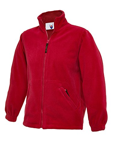 Uneek clothing - Blouson - Homme red