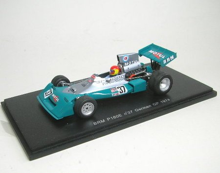 BRM P160E, No.37,German GP 1974 Fran_ois Migault Model Car [Toy] (japan import)