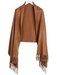 Royal Speyside Super Lux Pure 100% Cashmere Stole in Mink