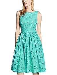 Lindy Bop Damen Kleid Blondelle Turquoise