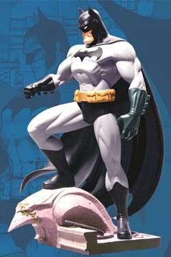 Lee Büste (Batman - Jim Lee Mini Statue II)