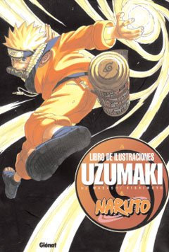 Uzumaki 1: Libro de ilustraciones de Naruto (Shonen Manga)
