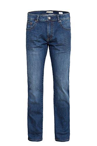 WAY OF GLORY 5-Pocket-Jeans Regular Fit, Stone Wash John Herren Regular Fit Casualmode 1001282
