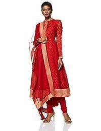 Payal Pratap Women's Anarkali Salwar Suit Set