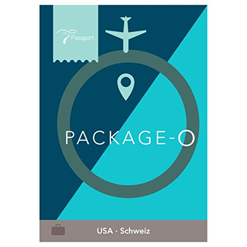 Passport Virtual Active - USB Stick, Pack O, (USA, Schweiz) Horizon Passport