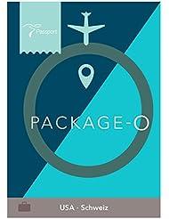 Passport Virtual Active - USB Stick, Pack O, (USA, Schweiz)