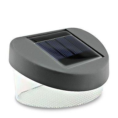 GANTA ® 2led Solarlampe Raum Split-Typ LED-Solarlicht im Freien Flurbeleuchtung Gartenleuchten Solar-Panel luminaria