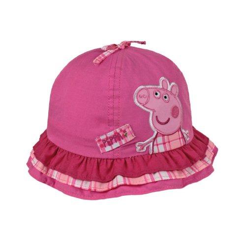 Peppa Pig 2200000219Premium Hut für Kinder, Stroh, Einheitsgröße (Pig Peppa Hut)