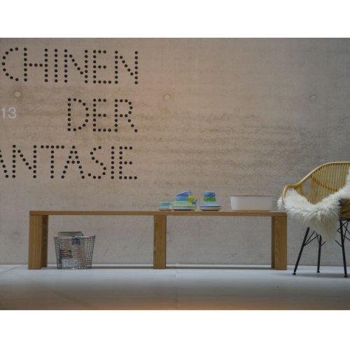 Leos Bank Eiche 240 x 45 cm