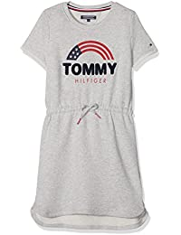 1eef20376 Amazon.co.uk: Tommy Hilfiger - Dresses / Girls: Clothing