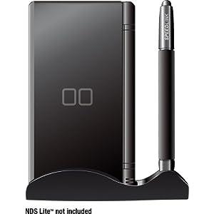 Nintendo DS Lite – NOX Touch & Store, schwarz