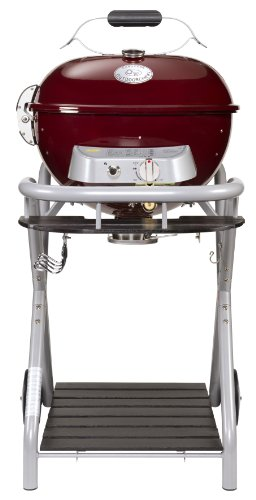 Outdoorchef Gaskugelgrill Ambri ruby, Rot