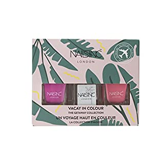 Nails Inc Vacay In Colour Trio Kit