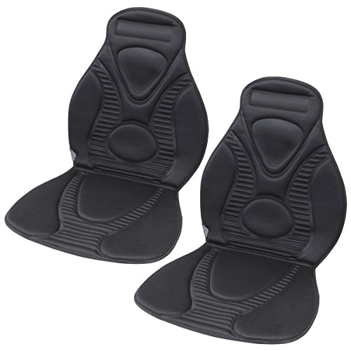 Preisvergleich Produktbild Dino 130047 Beheizbare Sitzauflage mit 2 Heizstufen, 2er-Set