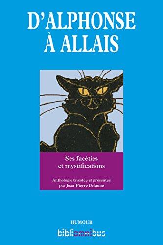 D'Alphonse à Allais (BIBLIOMNIBUS)