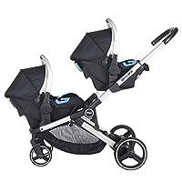 Prego İbiza Pro Travel Sistem İkiz Bebek Arabası 2071
