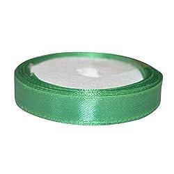 Satin Ribbon 1/2 Inch (12MM) : Pack Of 10 Metre (multi colors 3)