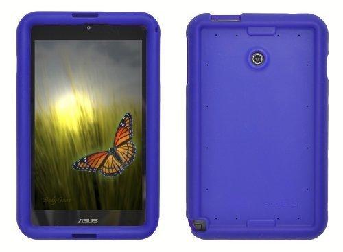 Bobj Silikon-Hulle Heavy Duty Tasche fur ASUS VivoTab Note 8 Tablette M80TA - BobjGear Schutzhulle (Blau)